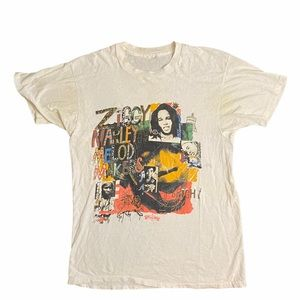 Authentic Ziggy Marley Vintage Concert tee